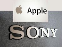 Sony-Apple